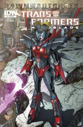 The Transformers: Windblade #2 Subscription Variant