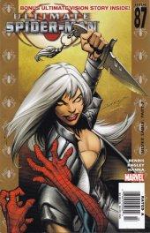 Ultimate Spider-Man #87 Newsstand Edition