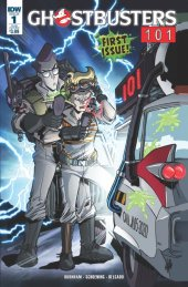 Ghostbusters 101 #1 Subscription Variant A