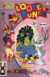 Looney Tunes #4 variant edition