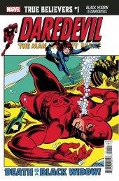 True Believers: Black Widow & Daredevil #1