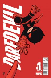 Daredevil Annual #1 Young Variant