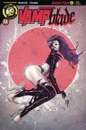 Vampblade Season 4 #4 Cover E Brao