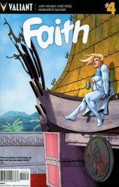 Faith #4 Cover C Muhr