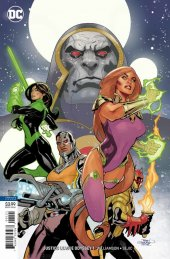 Justice League Odyssey #1 Terry Dodson Variant Edition