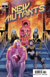 New Mutants #6 Original Cover