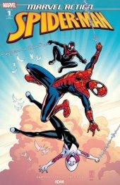 Marvel Action: Spider-Man #1 AOD Collectables June Brigman Cover