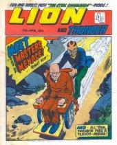 Lion #April 13th, 1974