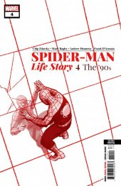 Spider-Man: Life Story #4 2nd Printing