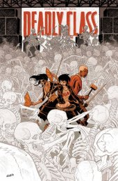 Deadly Class #29 Cover B Level