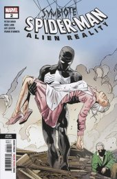 Symbiote Spider-Man: Alien Reality #2 2nd Printing