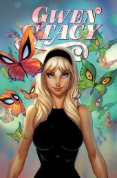 Gwen Stacy #1 J. Scott Campbell Variant Cover