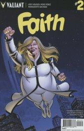 Faith #2 Cover C Ordway