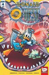 Donald Quest #4
