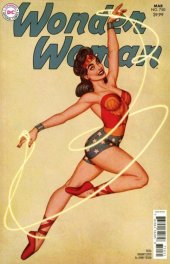 Wonder Woman #750 1950s Variant Edition