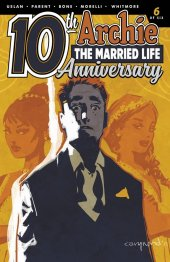 Archie: The Married Life 10th Anniversary #6 Cover B Nord