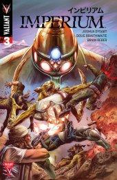 Imperium #3 Cover B Braithwaite