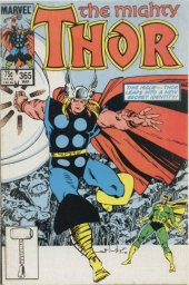 The Mighty Thor #365 Direct Edition