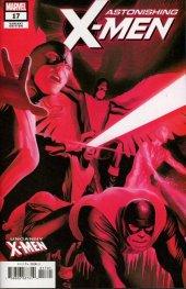Astonishing X-Men #17 Ross Uncanny X-Men Variant