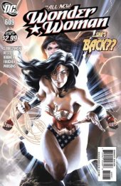 Wonder Woman #609 Variant Edition