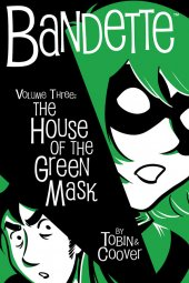 bandette vol. 3: house of the green mask hc