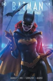 Batman: The Adventures Continue #3 JeeHyung Lee Variant A