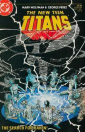the new teen titans #2