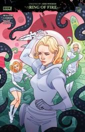 Buffy the Vampire Slayer #19 Cover B Sauvage Variant