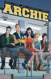 Archie #28 Cover C Schoening