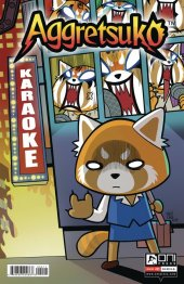 Aggretsuko #1 Cover B Little