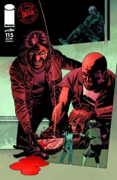 The Walking Dead #115 Cover D