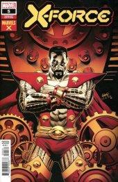 X-Force #5 Greg Land Marvels X Variant