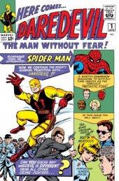 Daredevil Omnibus Vol. 1 HC Kirby (Direct Market Only Variant)