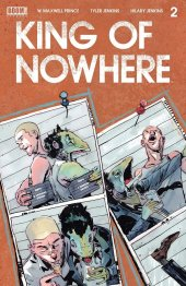 King of Nowhere #2 Original Cover