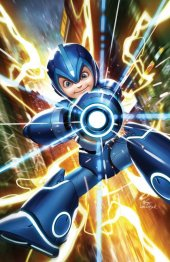Mega Man: Fully Charged #1 Cover C  Lee
