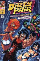 The Dirty Pair: Sim Hell Remastered #4