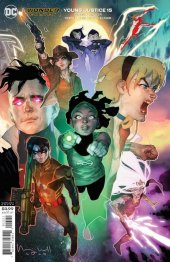 Young Justice #15 Variant Edition