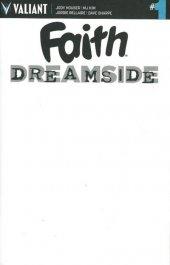 Faith: Dreamside #1 Cover D Blank