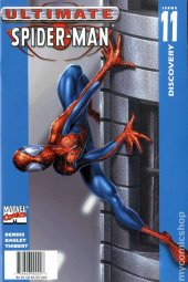Ultimate Spider-Man #11 Chef Boyardee mail-away promotion