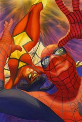 Spider-Woman #1 Alex Ross Art Exclusive Variant 2