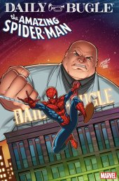 Amazing Spider-Man: Daily Bugle #1 1:25 Ron Lim Variant