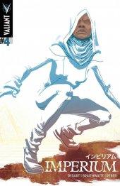 Imperium #4 Cover B Kano