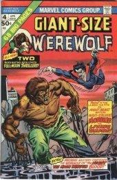Giant-Size Werewolf #4