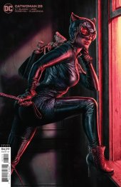 Catwoman #25 Card Stock Variant Cover