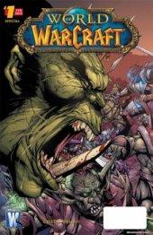 World of Warcraft Special #1 Original Cover