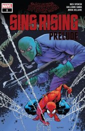 The Amazing Spider-Man: Sins Rising Prelude #1