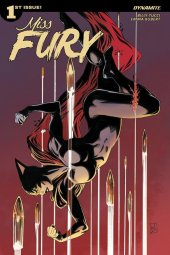 Miss Fury #1 Cover E Duursema