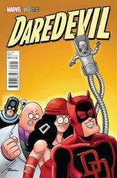 Daredevil #2 Hembeck Variant