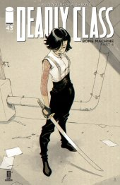 Deadly Class #43 Cover B Bengal