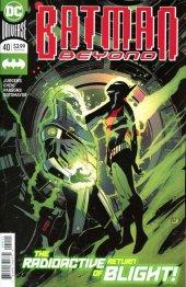 Batman Beyond #40